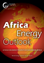 Africa Energy Outlook IEA Publication 2014