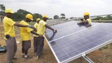 The Community Energy Service of Bambadinca starts the testing phase