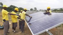 The Community Energy Service of Bambadinca starts the testing phase