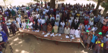 Inauguration of the Community Energy Service of Bambadinca