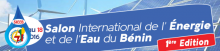 International fair for Energy and Water organized in Benin- December 15-18, 2016