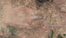 View of Kita PV power plant. Source: Google Maps, image from April 2019
