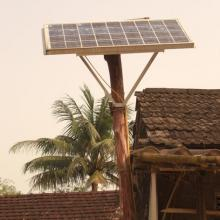 Off-grid solution in Liberia