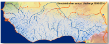 GIS Mapping of Hydropower Resources in West Africa